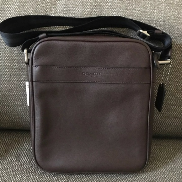 ae2b95ca901e Men s Coach messenger bag